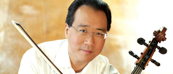 Yo-Yo Ma - COURTESY