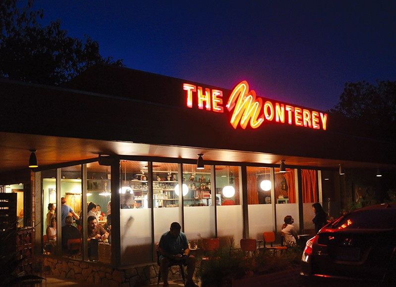After five years, The Monterey turns off the lights. - BRYAN RINDFUSS