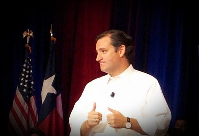 Ted Cruz wants to keep Syrian refugees out of the U.S. - FLICKR CREATIVE COMMONS