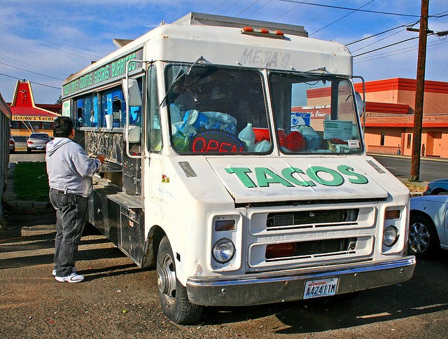Food trucks will now have more freedom under the new ordinance. - VIA FLICKR CREATIVE COMMONS