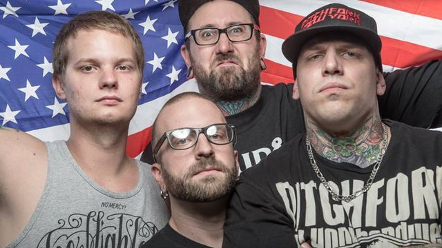 The Acacia Strain - COURTESY