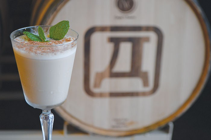 Don't forget about Dorcol's Brandy Alexander. - COURTESY