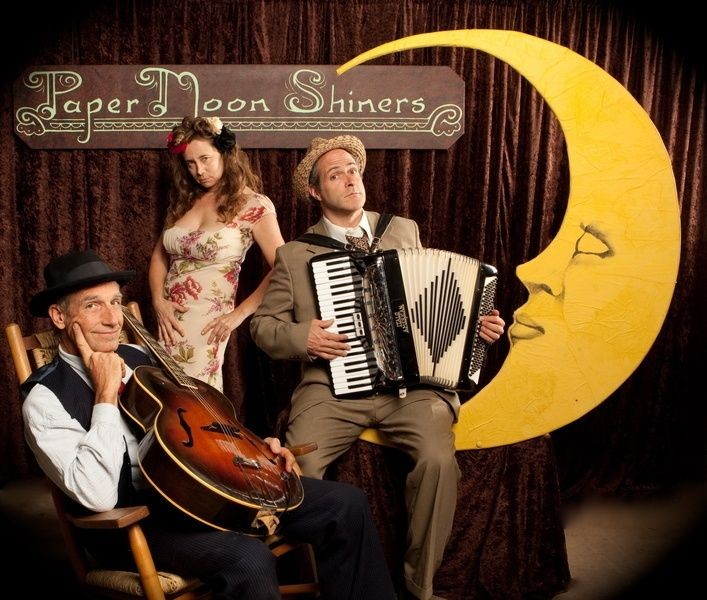 Paper Moon Shiners - COURTESY