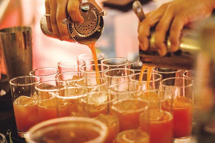 San Antonio's weeklong celebration of cocktails turns five.