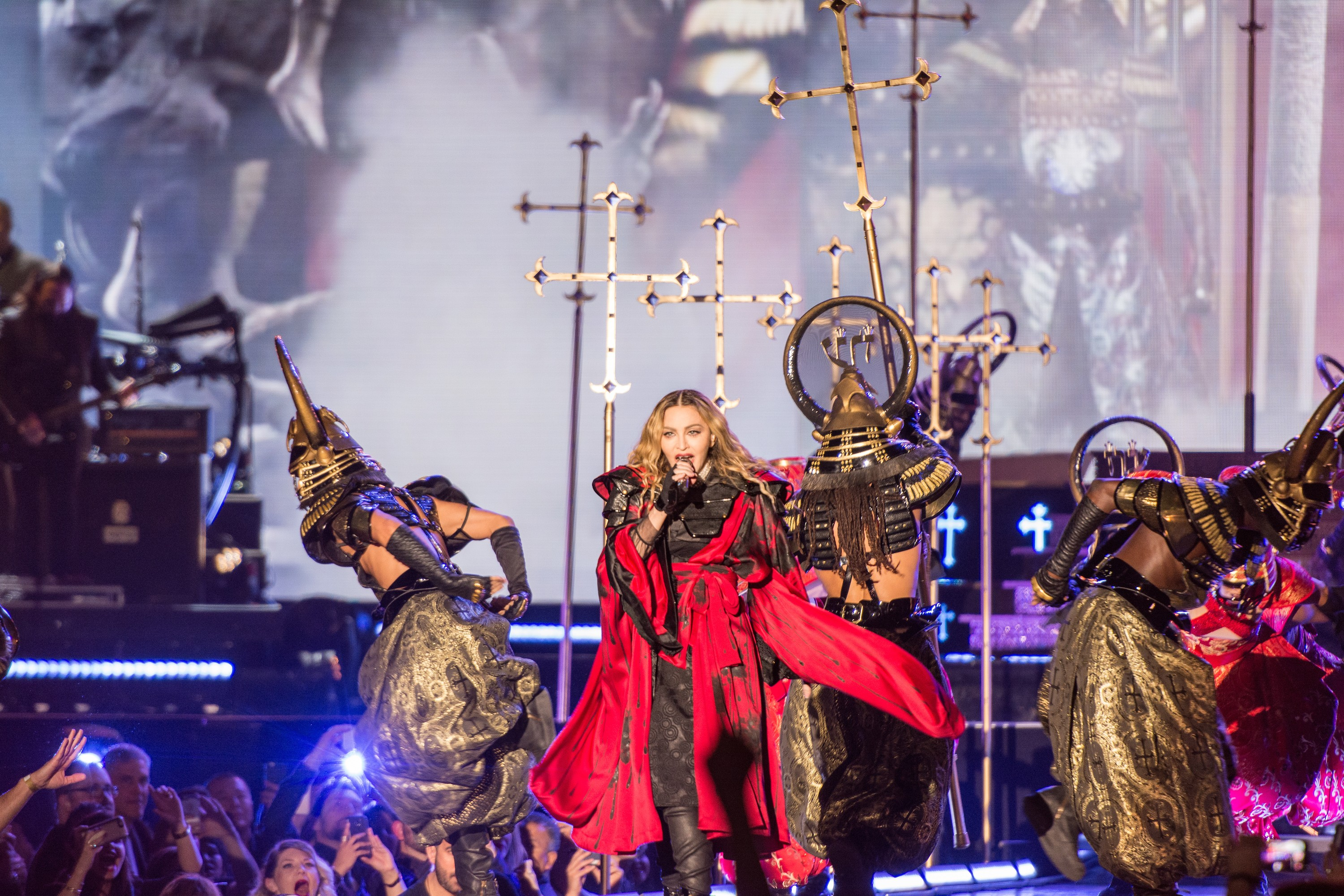 A Review of Madonna's Rebel Heart Tour | SA Sound