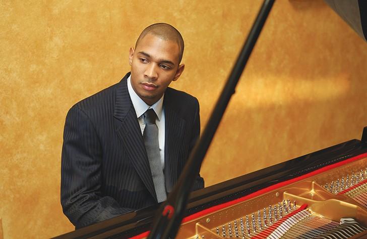 Pianist, and Tony Parker pal, Vincent Balse