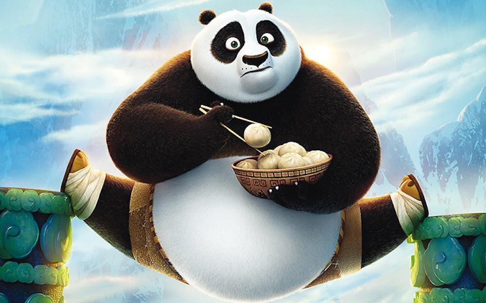 Digestable Themes Kung Fu Panda 3 Film San Antonio