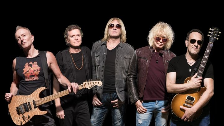 Def Leppard postpone 2016 tour, citing illness - COURTESY