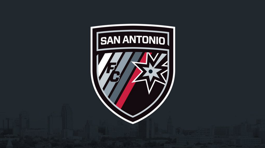 click to enlarge The newly unveiled San Antonio FC logo. - SAN ANTONIO FC  TWITTER a3e75c2ab
