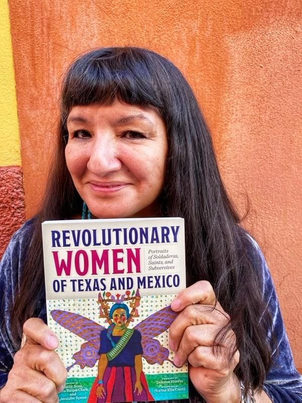 San Antonio author Sandra Cisneros - FACEBOOK/ TRINITY UNIVERSITY PRESS