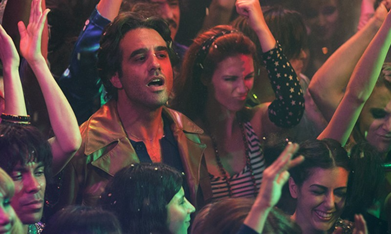 Cannavale as American Century Records owner Richie Finestra.