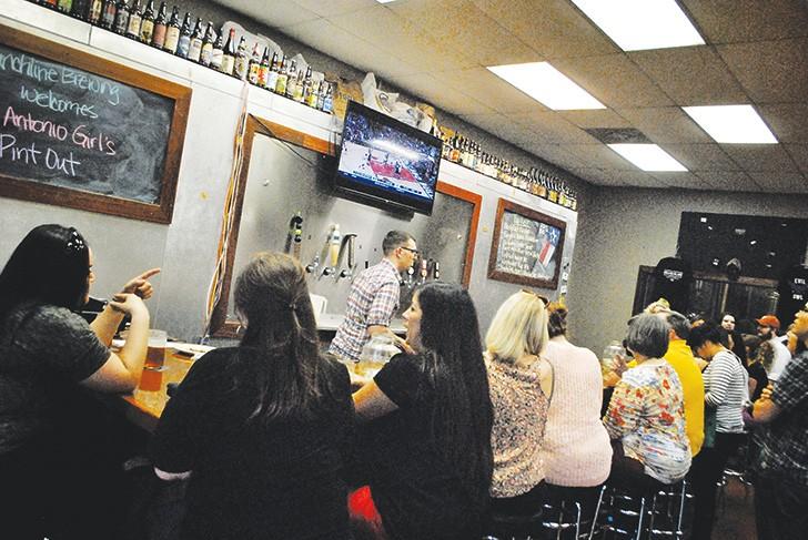 Branchline celebrates Beer Week.