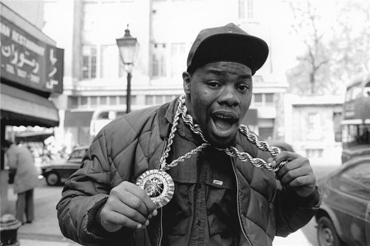 Biz Markie - COURTESY
