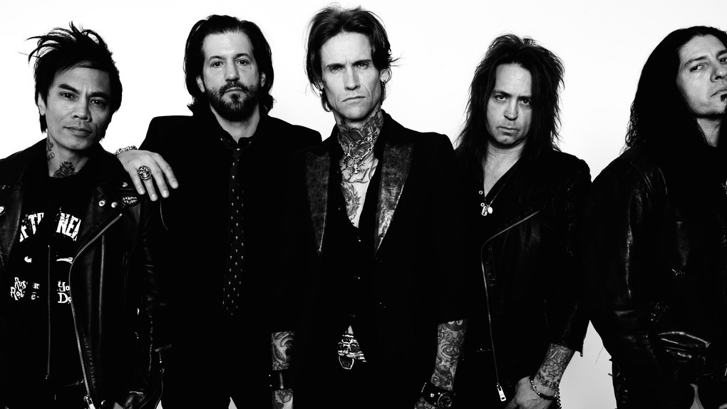 Buckcherry - PLEDGEMUSIC.COM
