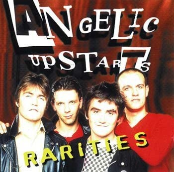 Angelic Upstarts - COURTESY OF ANGELIC UPSTARTS' FACEBOOK PAGE