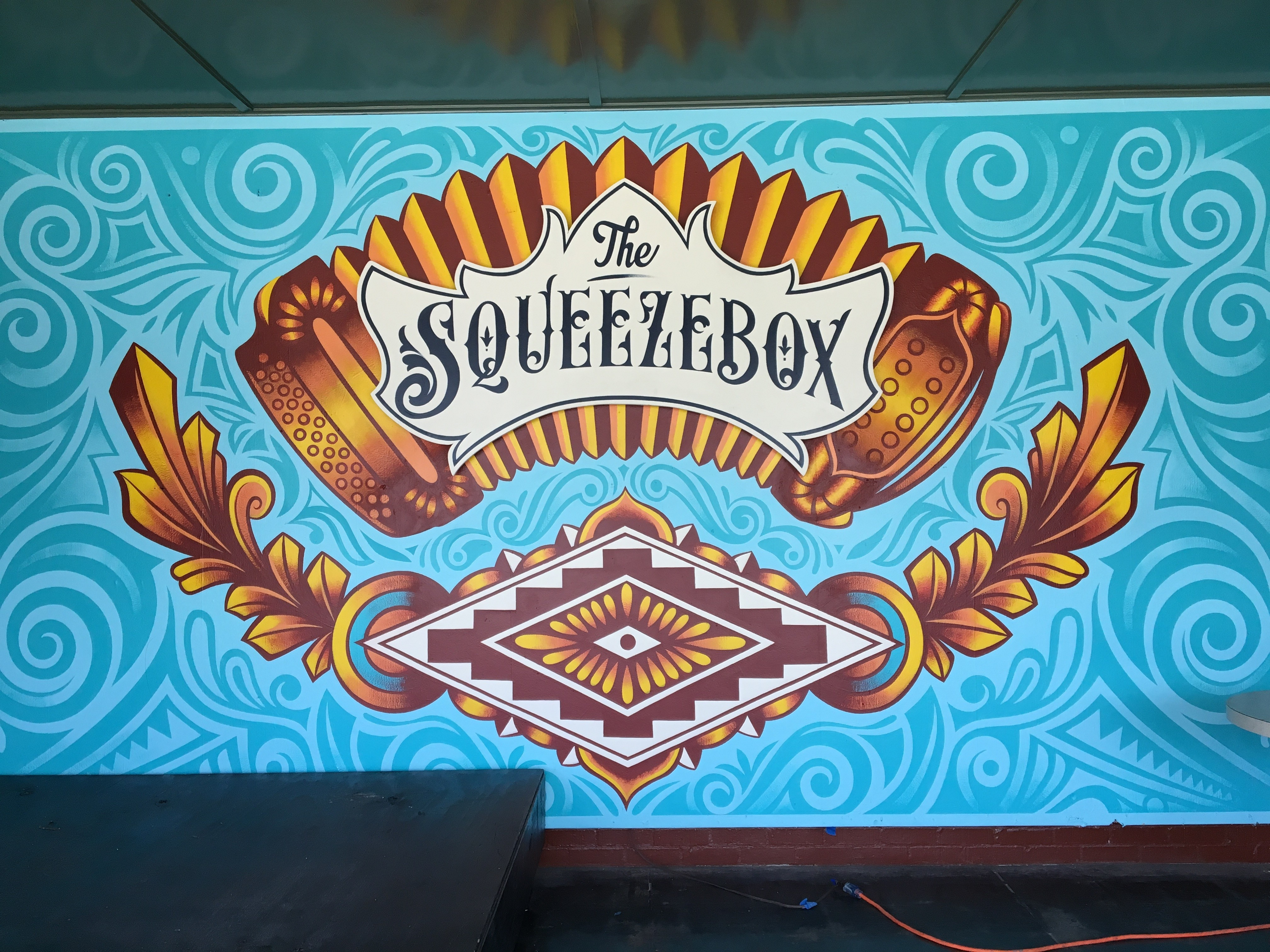 The Strip Gains An Old School Cantina With Squeezebox\'s Opening | Flavor