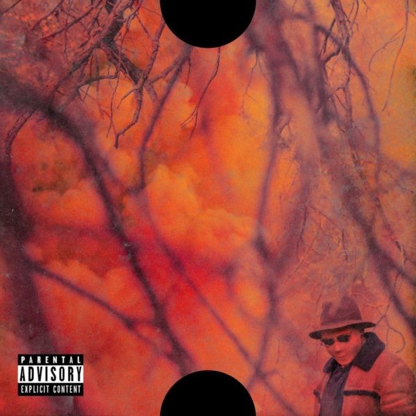 The cover of Schoolboy Q's Blank Face