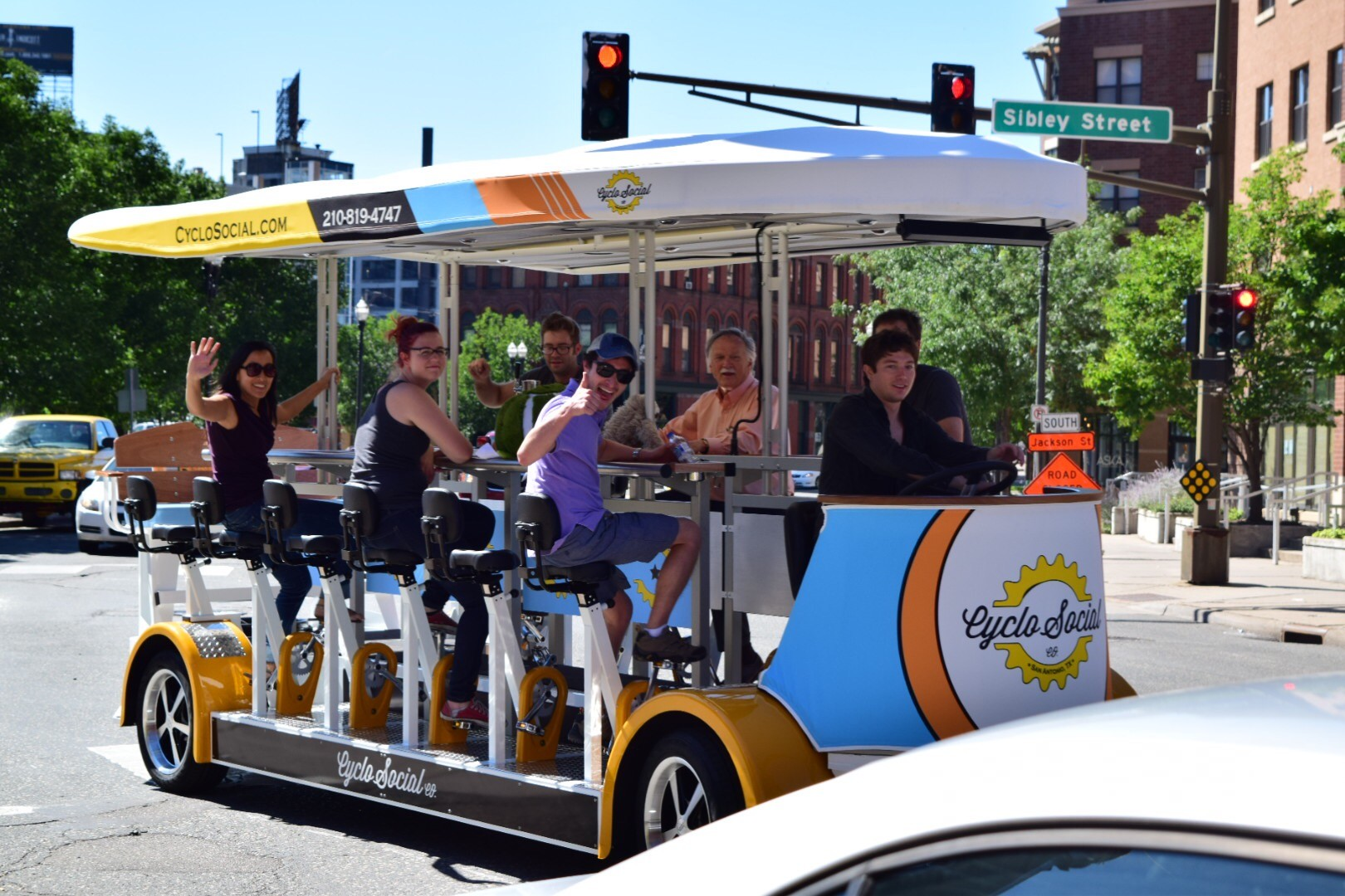 San Antonio Will Get More Booze Cruise Party Bikes Later