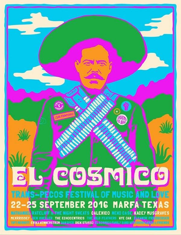 Trans-Pecos Festival, Sept 22-25, Marfa, TX - COURTESY