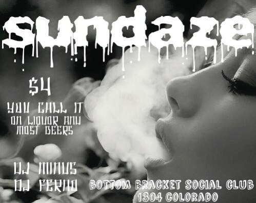 Sundaze's poster - SUNDAZE'S OFFICIAL FACEBOOK EVENT PAGE