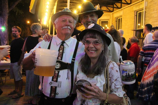 Dust off the dirndl for Gartenfest!