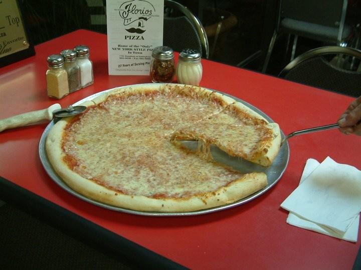 FACEBOOK/FLORIO'S PIZZA