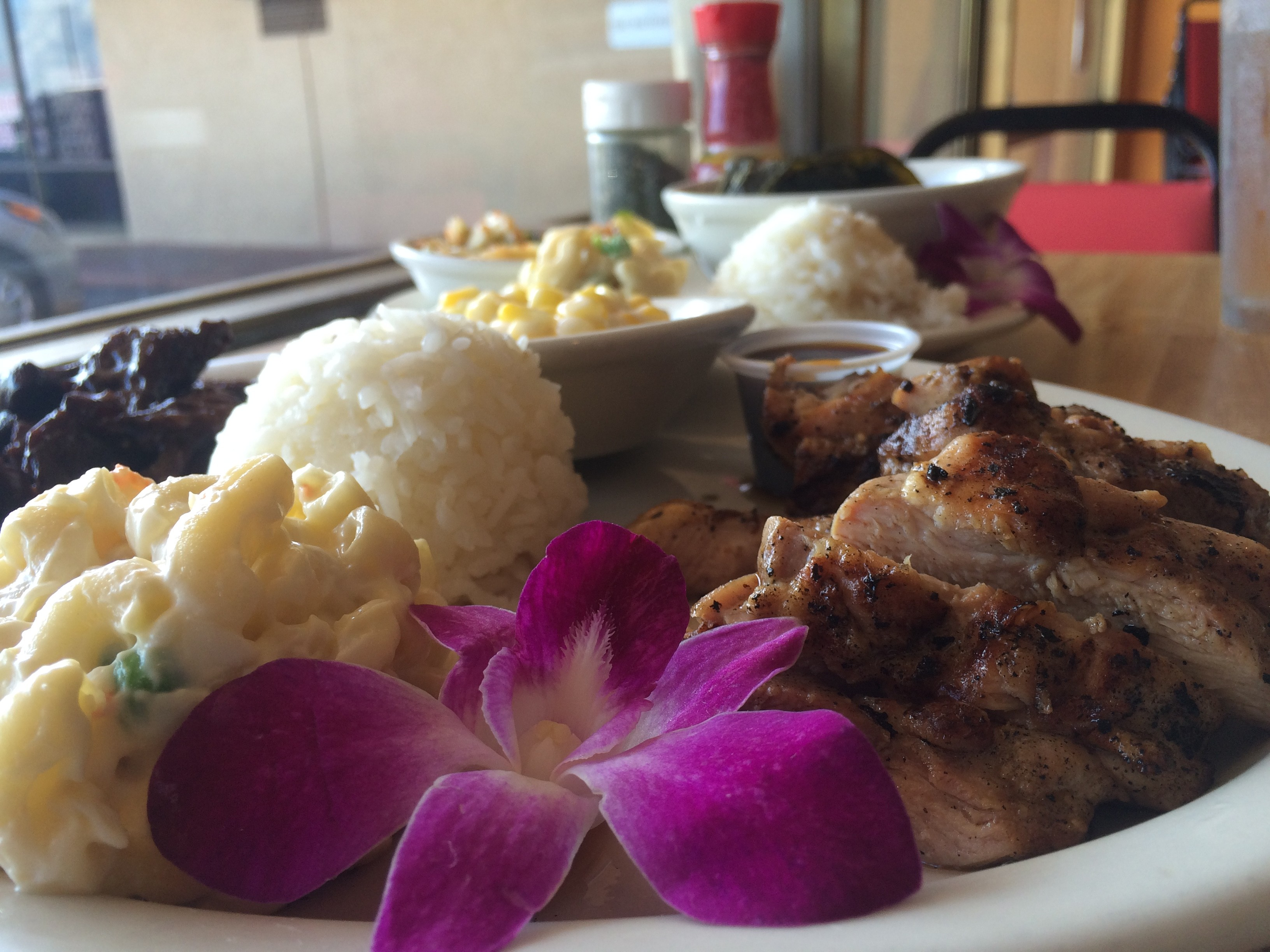 Salivating Over Huli Huli Chicken At Aloha Kitchen Flavor
