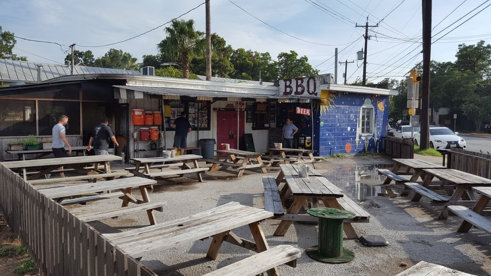 The B&D Ice House - YELP,   REID P.
