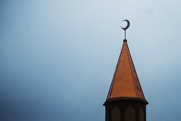 Islamic Center of San Antonio - SARAH BROOKE LYONS