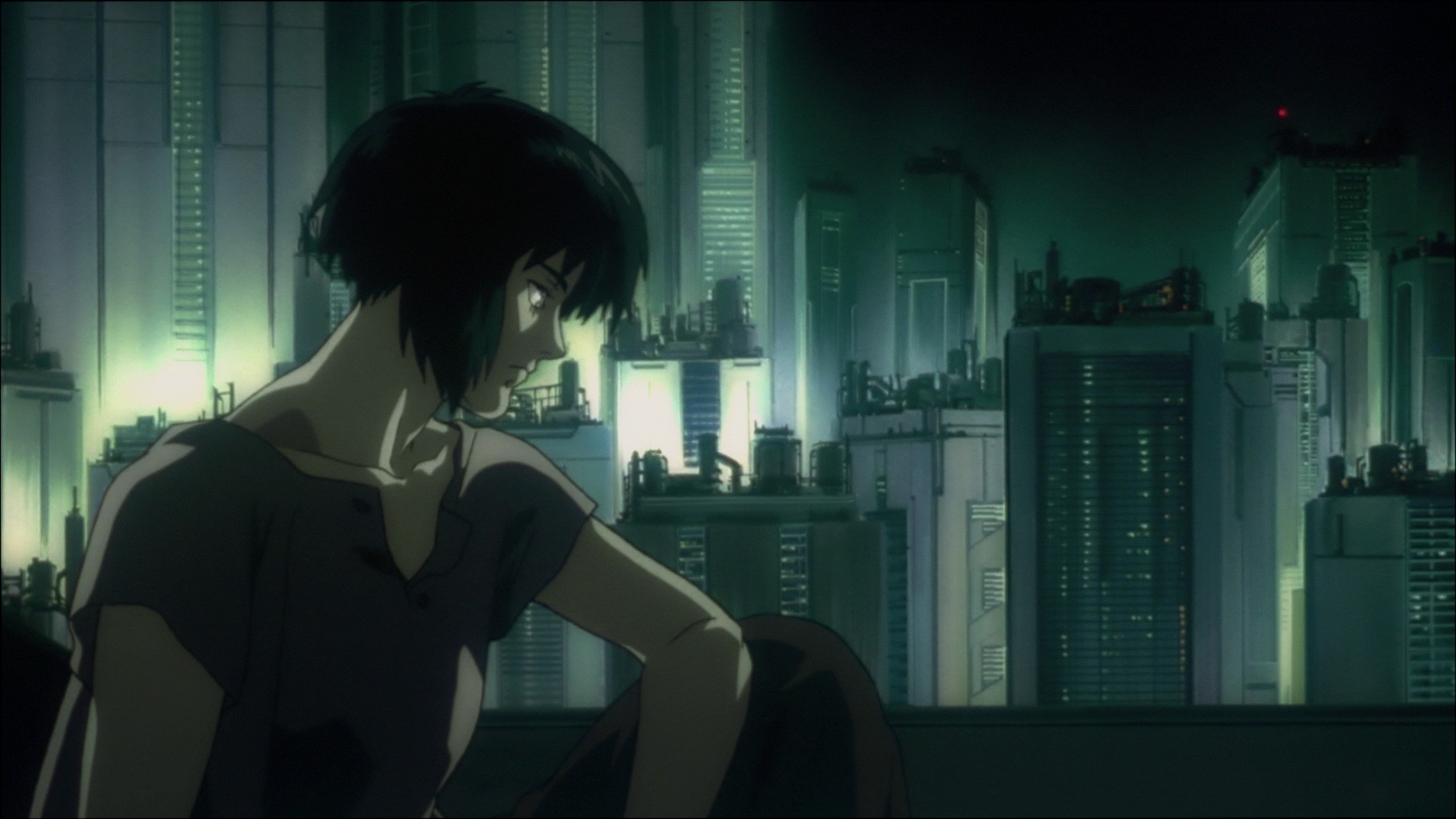 Ghost In The Shell Returns To Theaters Film Tv San Antonio San Antonio Current