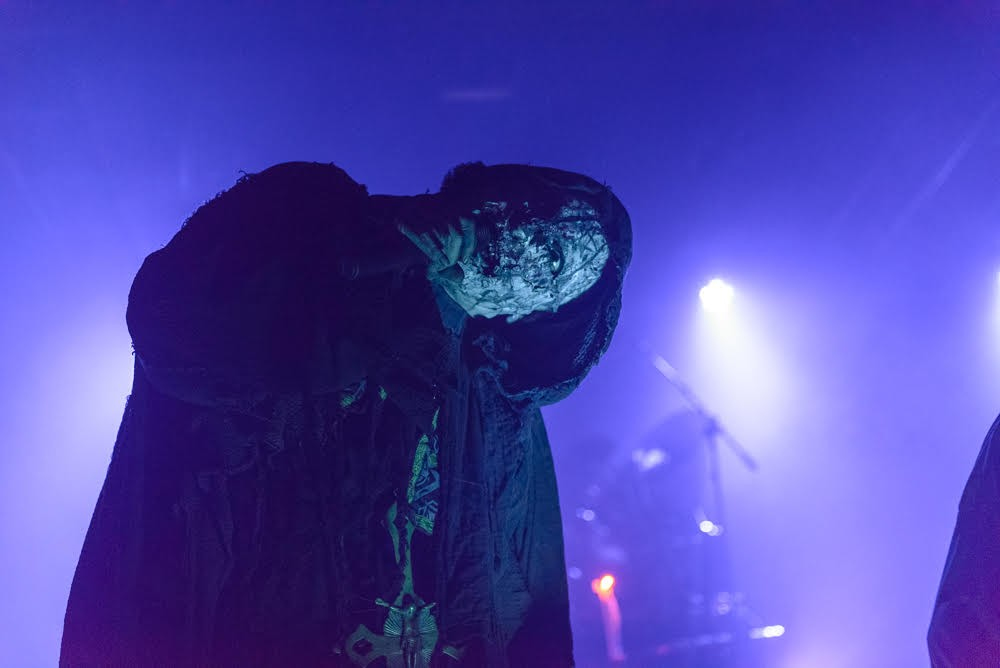 With Signs in the Sky and Satan in the Sounds, Black Metal Comes to