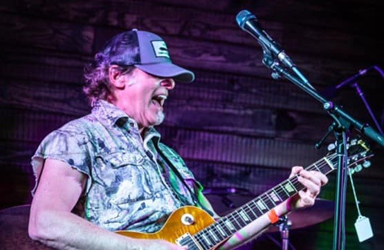 Amuse Douche: Ted Nugent is once again flapping his gums instead of playing his guitar. - FACEBOOK / TED NUGENT