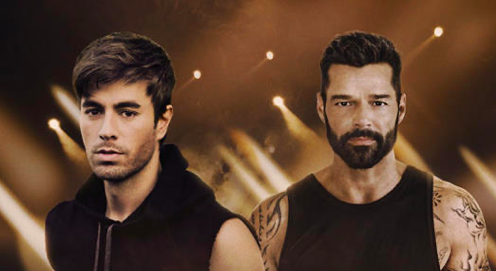 Ricky Martin and Enrique Iglesias announced plans for a mega-tour shortly before the pandemic halted in-person events. - COURTESY PHOTO / ENRIQUE IGLESIAS