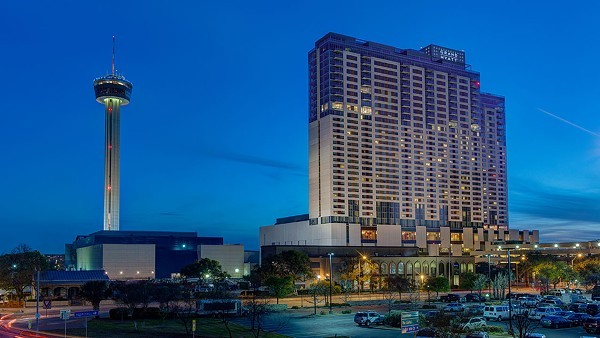 The city-owned Grand Hyatt hotel is the subject of a recent report by bond rating agency Moody's Investors Service. - COURTESY OF GRAND HYATT