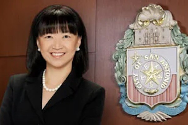 While serving on city council, Elisa Chan unleashed a barrage of anti-LGBTQ statements that were captured on tape during a staff meeting. - FILE PHOTO / SANANTONIO.GOV