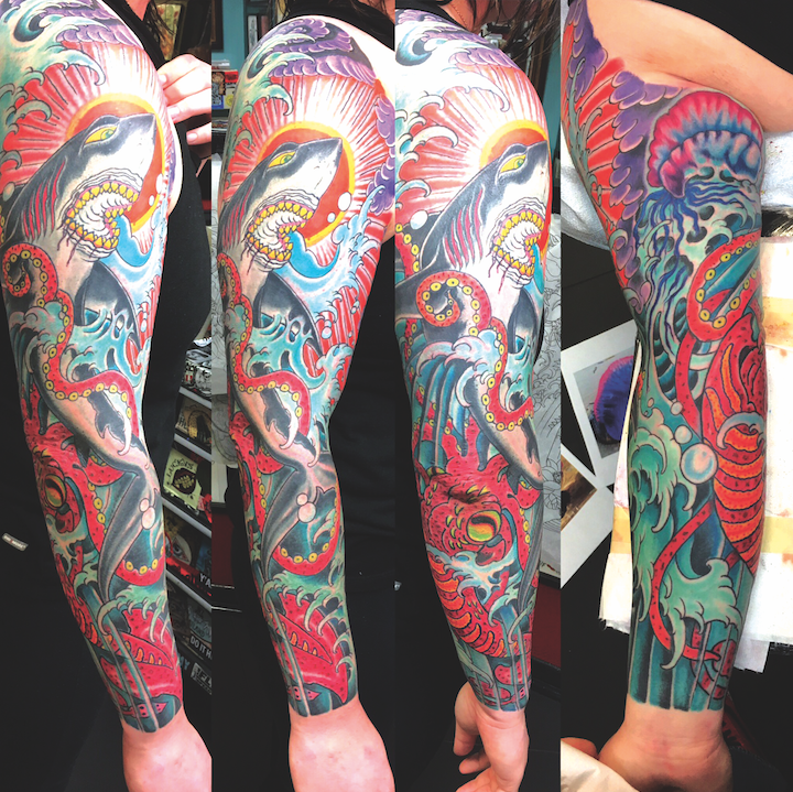 3f47622e9 Meet the Tattoo Artists Changing San Antonio — One Body at a Time | Page 4  | ArtSlut
