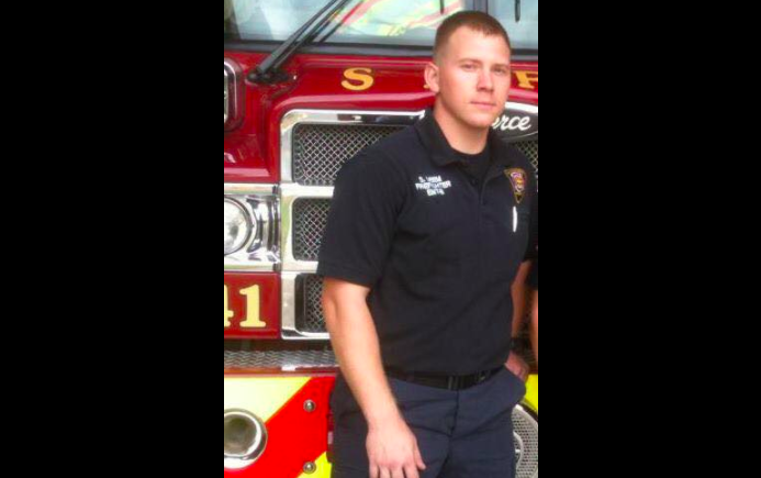 Scott Deem - FACEBOOK VIA SAN ANTONIO PROFESSIONAL FIRE FIGHTERS ASSOCIATION