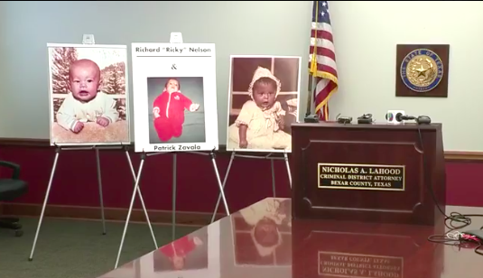 Three of the four children who died under Genene Jones' care. - KENS5, SCREENSHOT