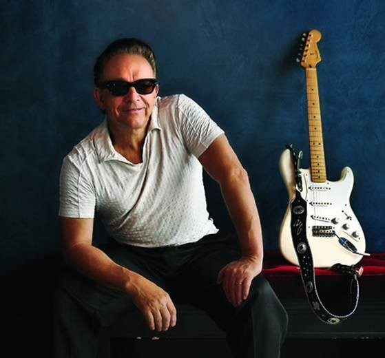 FACEBOOK, JIMMIE VAUGHAN