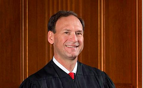 Justice Samuel Alito - WIKIMEDIA COMMONS