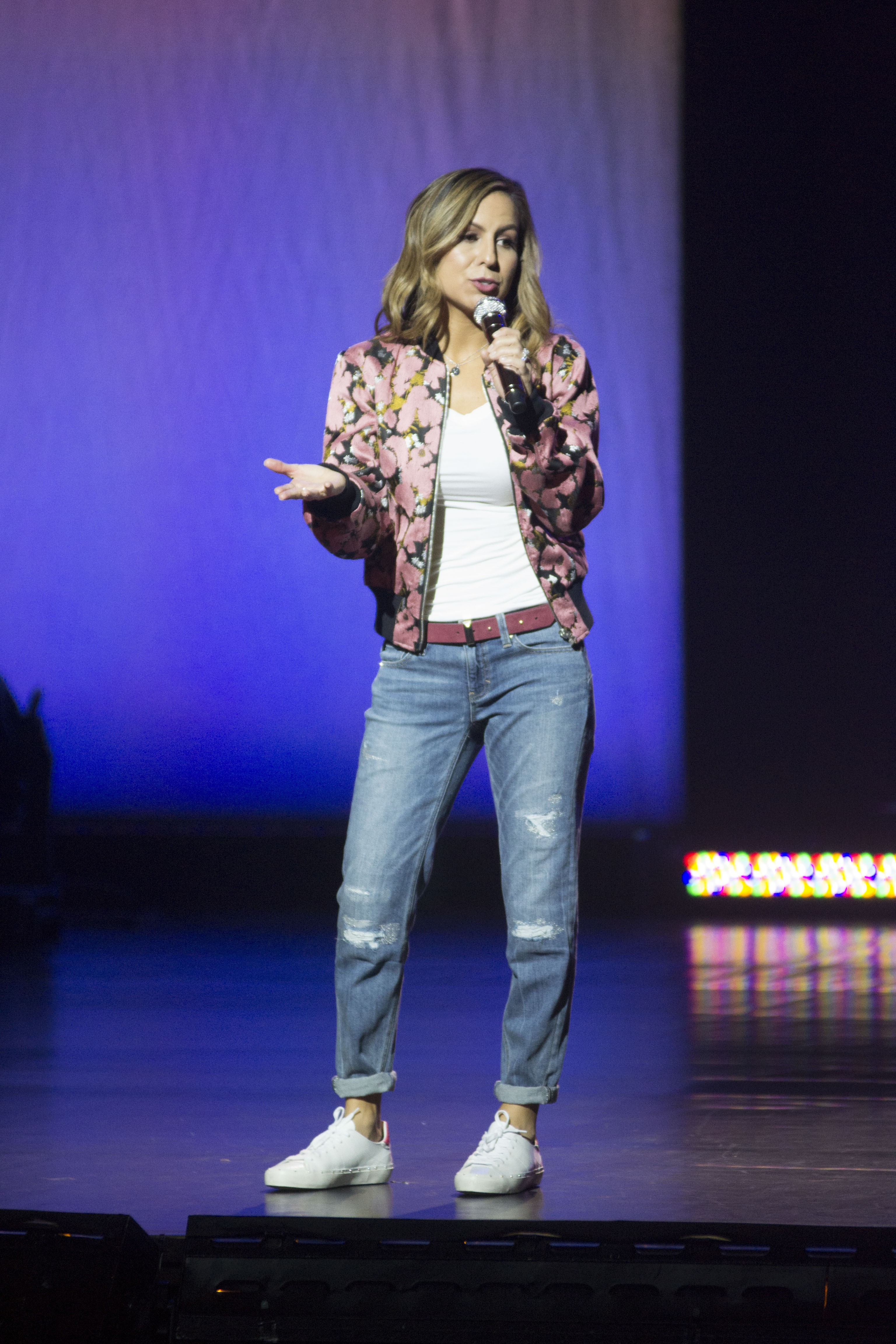 Character Building Anjelah Johnson Keeps It Real With