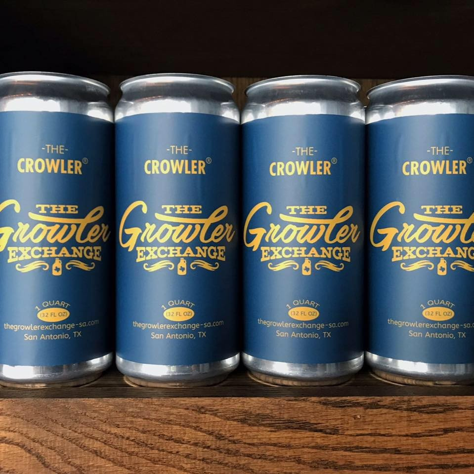 The Growler Exchange Has Entered the Crowler Game | Flavor