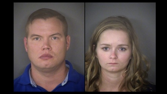 James and Cheyanne Chalkley - BEXAR COUNTY SHERIFF'S OFFICE