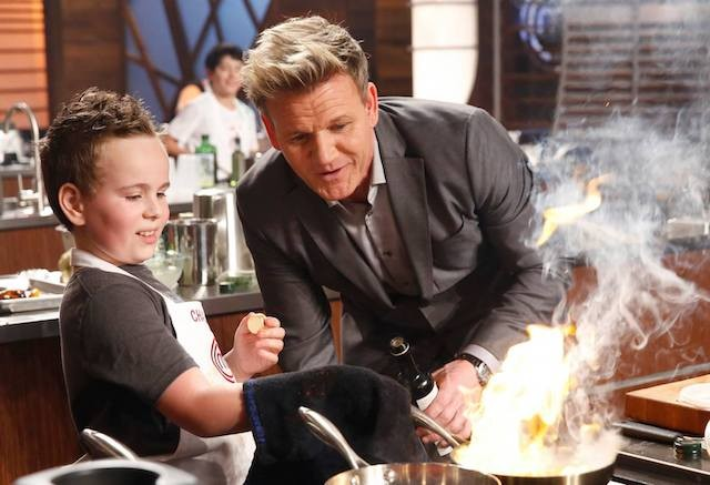 MASTERCHEF JUNIOR/FACEBOOK