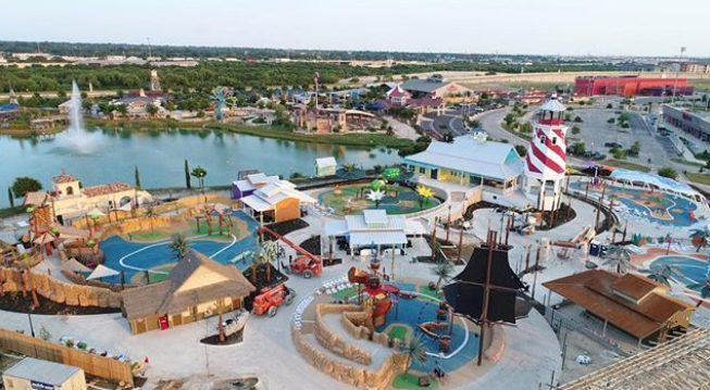 Morgan S Wonderland Water Park Nominated For Usa Today S