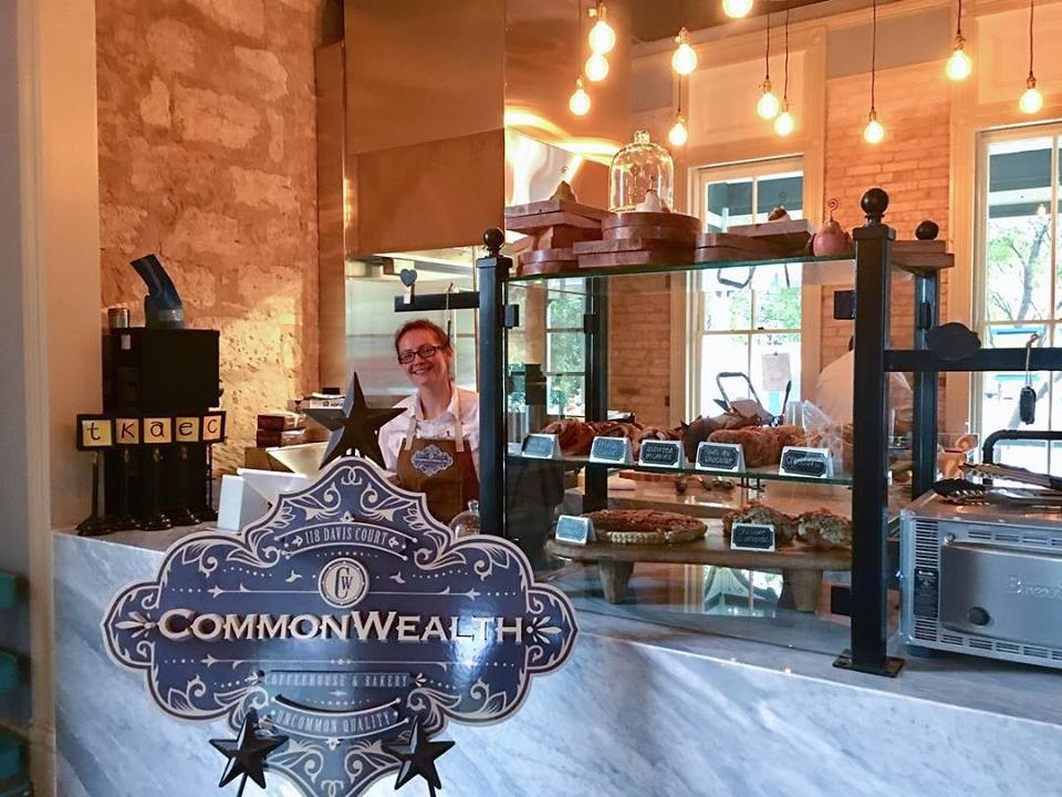 Commonwealth Coffeehouse And Bakery Is Now Open At