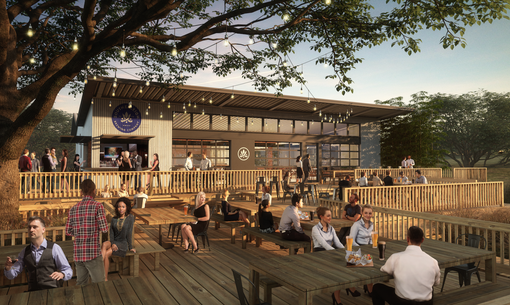 Southerleigh Brewing Co. Chooses South Side for Second San Antonio ...