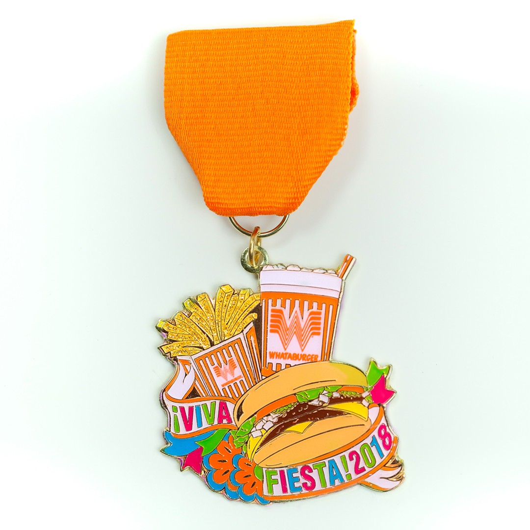 Whataburger Now Selling Its 2018 Fiesta Medal | Flavor