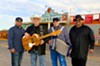 Los Texmaniacs to Play Squeezebox