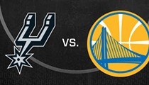 San Antonio Spurs vs. Golden State Warriors
